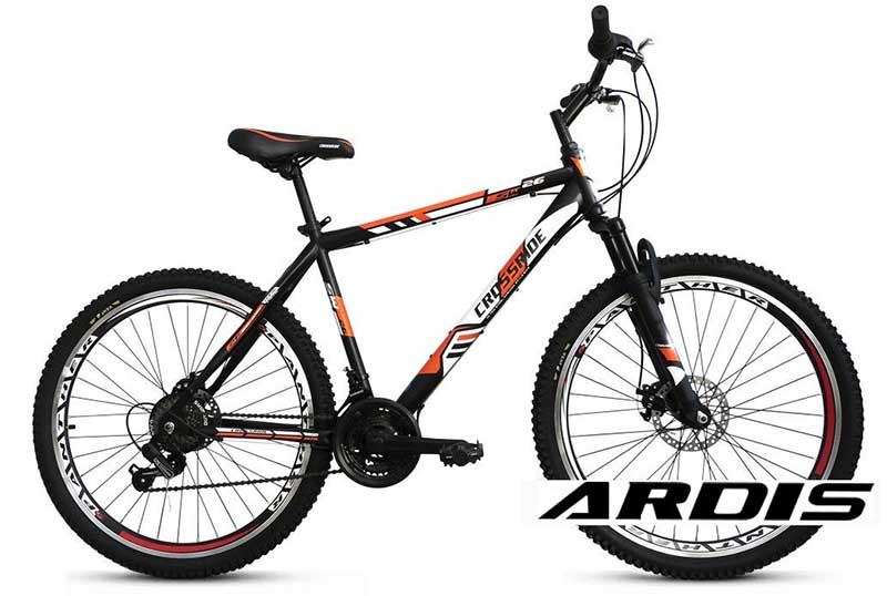 Велосипед Crossride FLASH MTB 26""