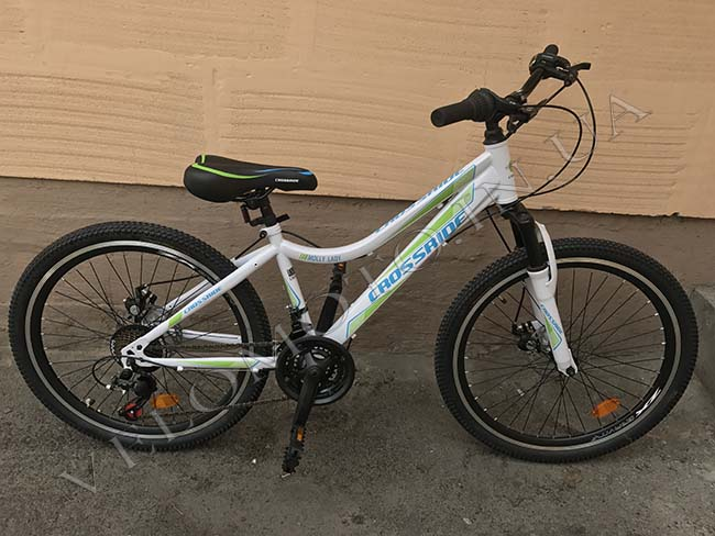 "24"" Велосипед Crossride MOLLY LADY MTB"