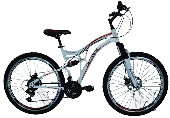 Велосипед CROSSRIDE Explorer 26 AMT